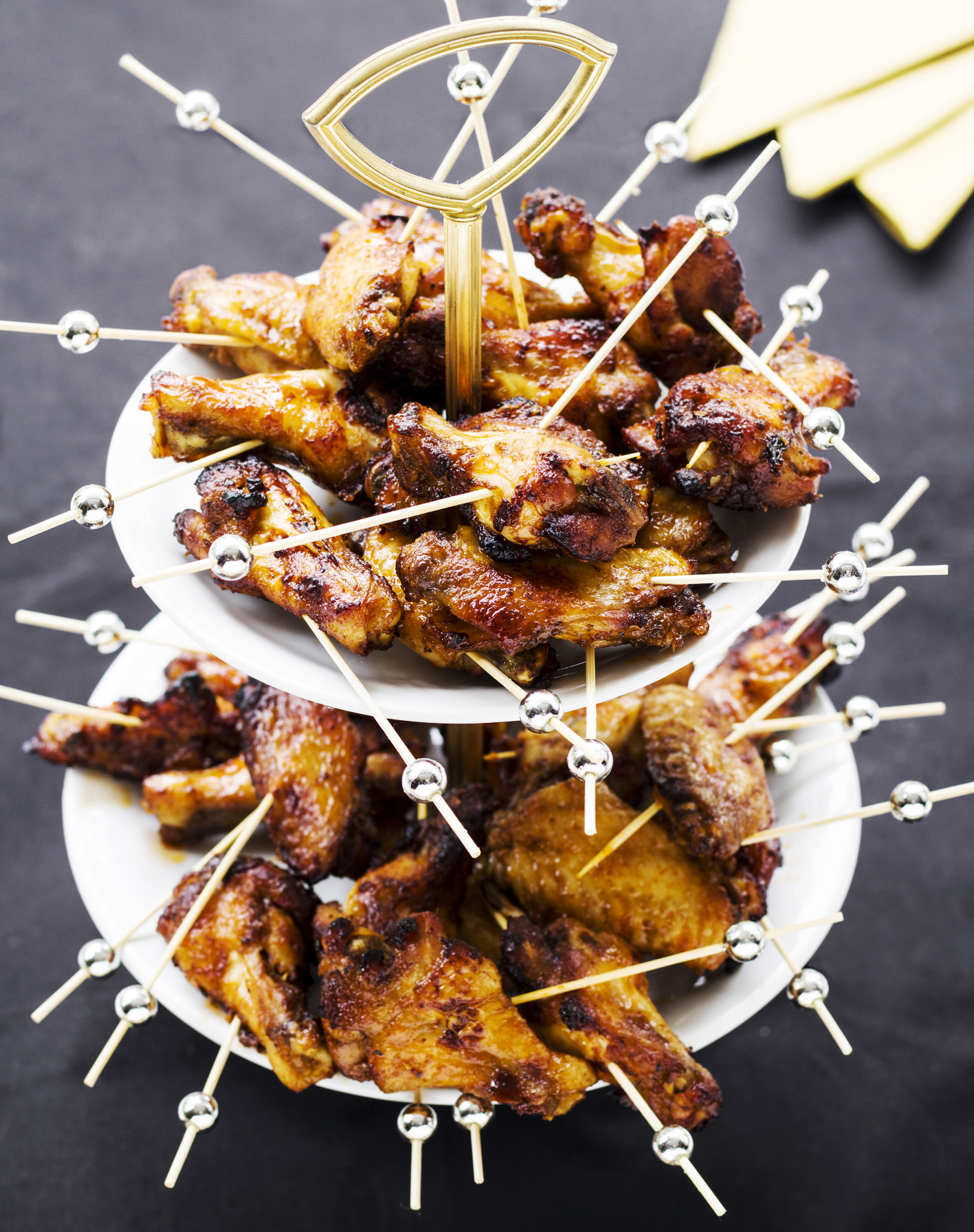 Peri-Peri Chicken Winglets