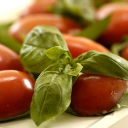 Capresé Salad with a Difference