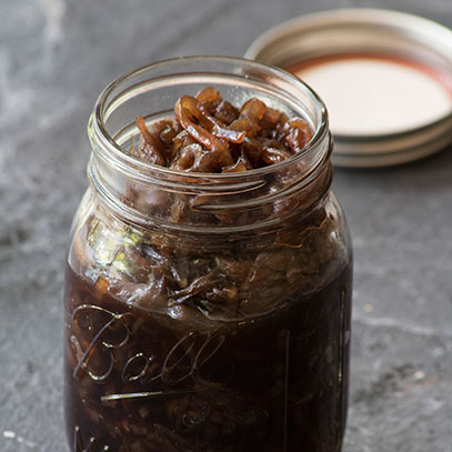 Caramelised Onions with Balsamic Vinegar