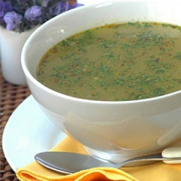 Chicken Soup the Traditional Way