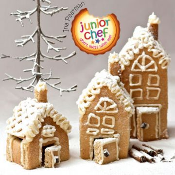 The Christmas Cookie Village