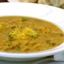 Curried Fish Soup
