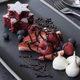 Festive Dessert Selection