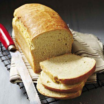 Long Life White Bread