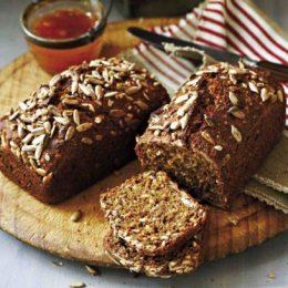 Low Gi Wholewheat Bread