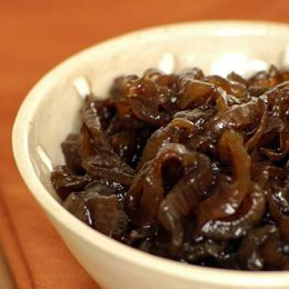Pickled Caramelised Onions