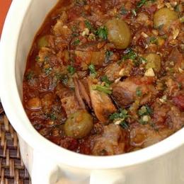 Spanish Beef Stew