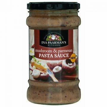 Mushroom & Parmesan Pasta Sauce