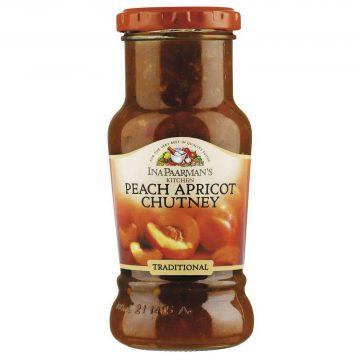 Peach Apricot Chutney