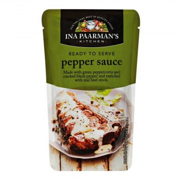 Ready to Serve Pepper Sauce