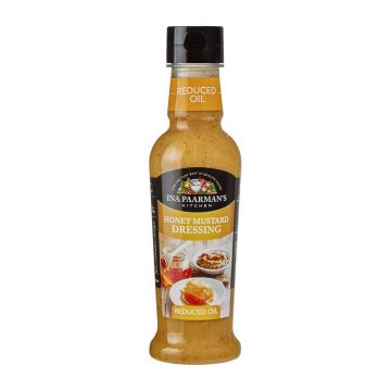 Reduced Oil Honey Mustard Dressing