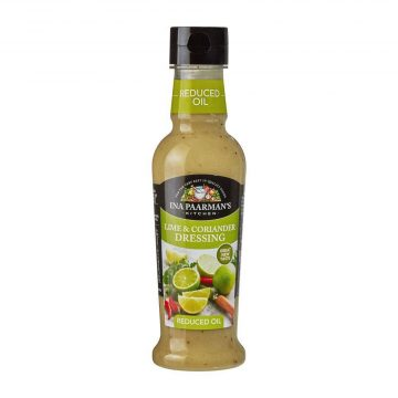Reduced Oil Lime & Coriander Dressing