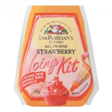 Strawberry Icing Kit