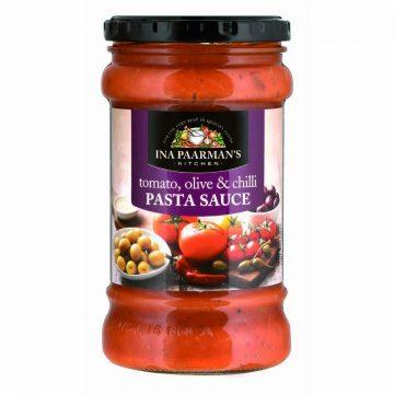 Tomato, Olive & Chilli Pasta Sauce