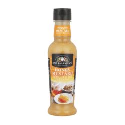 Reduced Oil Honey Mustard Dressing