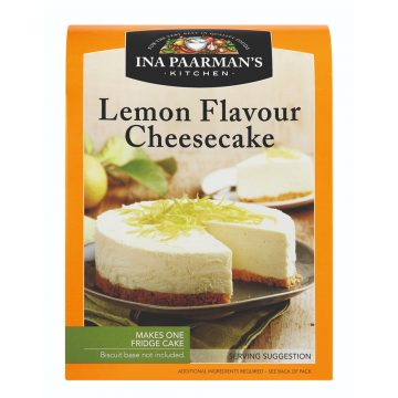 Lemon Flavour Cheesecake