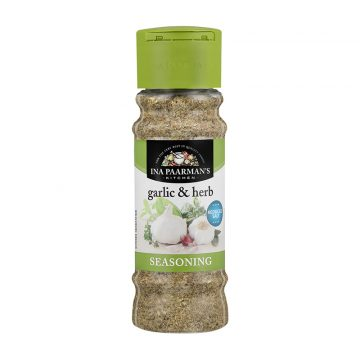 Reduced Salt Garlic & Herb Seasoning
