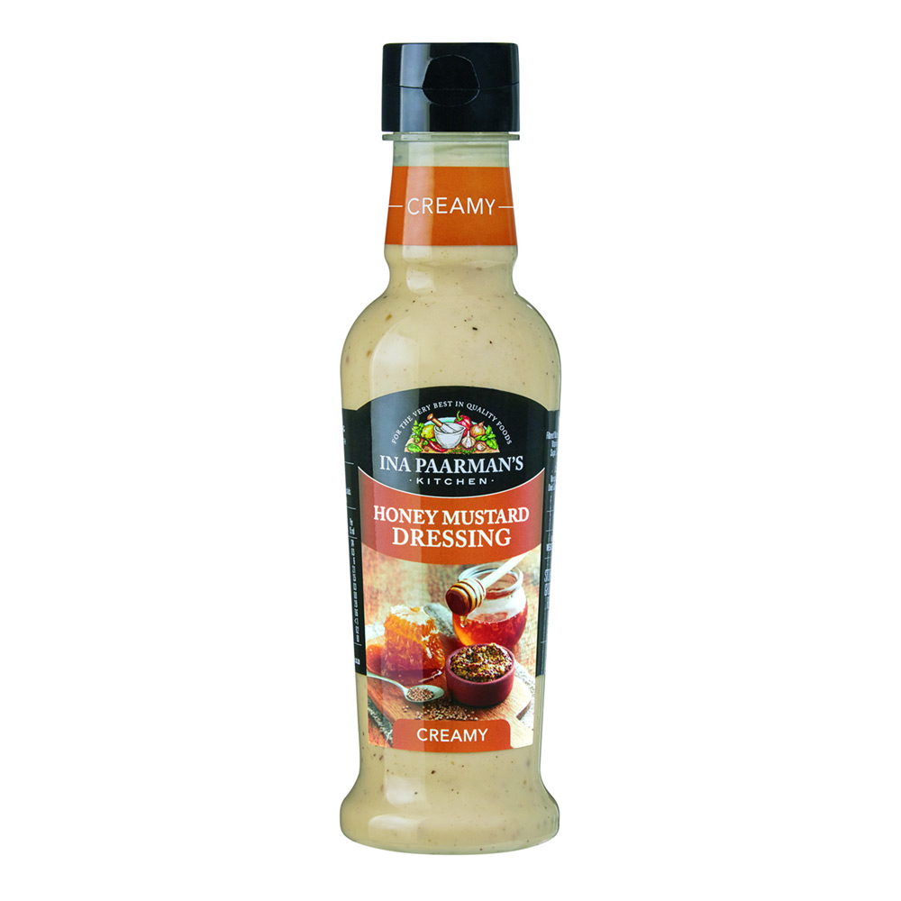 Ina Paarman | Creamy Honey Mustard Dressing - 300ml