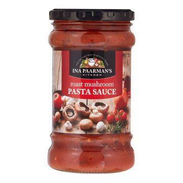 Roast Mushroom Pasta Sauce