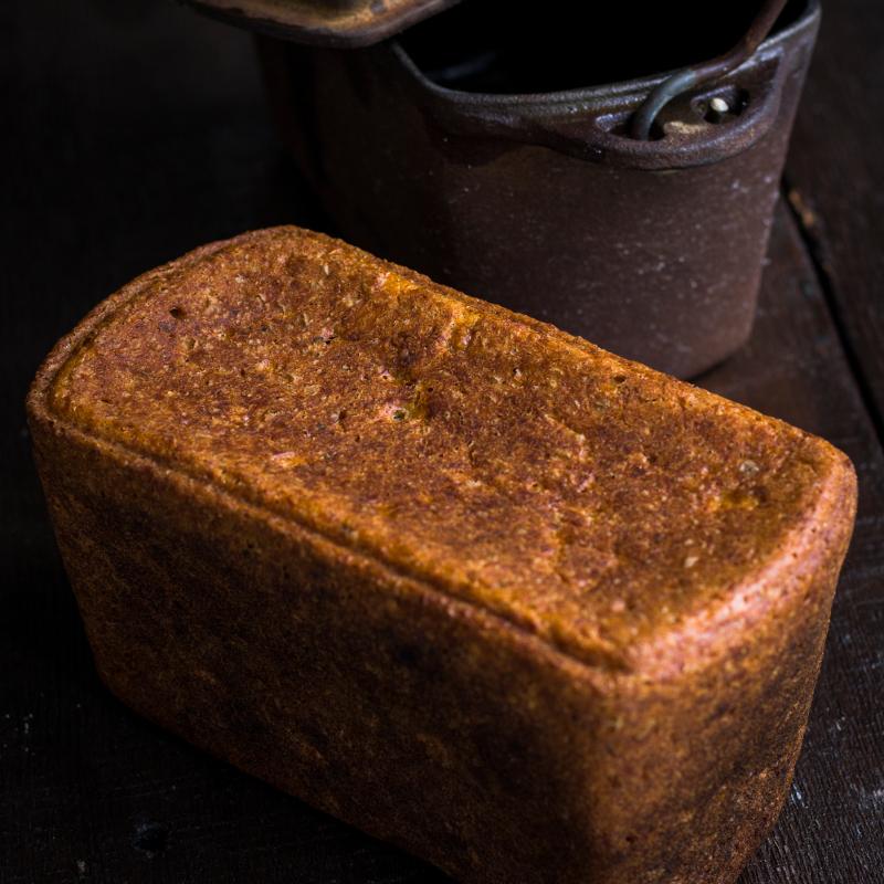 Slow Rise Pot Bread