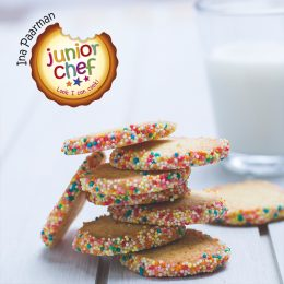 Funfetti Pinwheel Cookies
