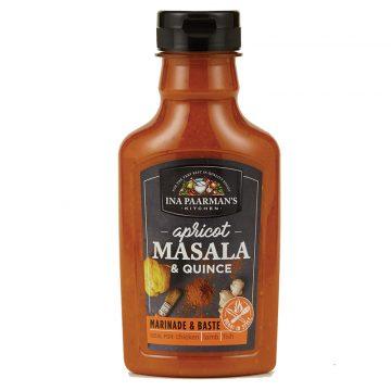 Apricot Masala & Quince Marinade & Baste 320ml