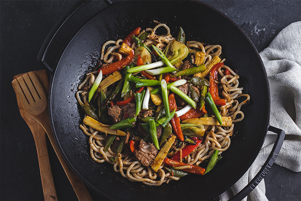 The Best Stir-fry Technique