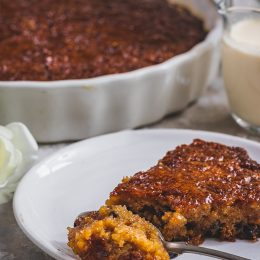 Festive Malva Pudding