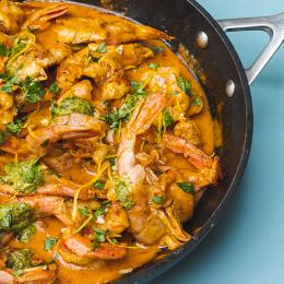 prawn-curry