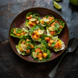 Papino, Lime and Chilli Sambal