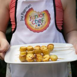 Baby Potato Skewers
