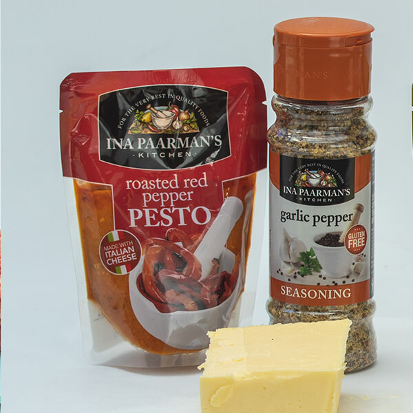 Roast Pepper Butter