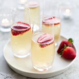 Strawberry Bubbly